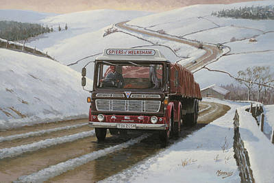 Mandator On Shap. Original by Mike  Jeffries