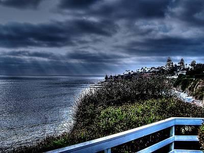 Photograph - Mandolin Bay by Michael Damiani