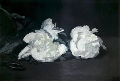 Manet, �douard 1832-1883. Branch Art Print