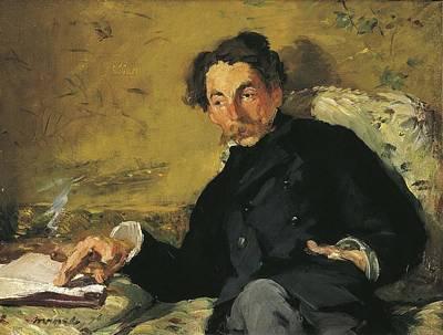 Impressionism Photograph - Manet, �douard 1832-1883. St�phane by Everett