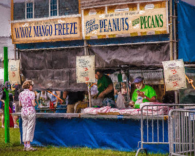 Photograph - Mango And Peanuts New Orleans by Erwin Spinner