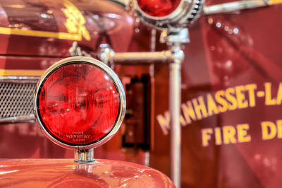 Photograph - Manhasset Lakeville Fd by JC Findley