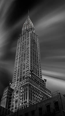 Manhattan (chrysler) Art Print