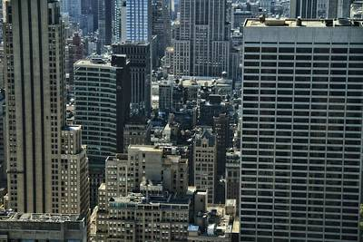 Photograph - Manhattan From Above by Dan Sproul