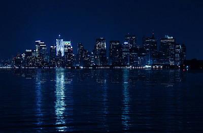 N.y Photograph - Manhattan by Mark Ashkenazi