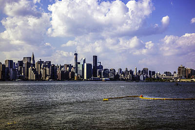 Skyscapers Photograph - Manhattan On My Mind by Madeline Ellis