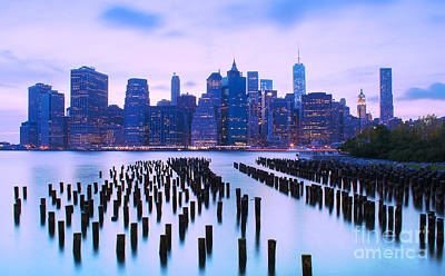 Photograph - Manhattan by Rima Biswas