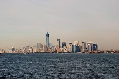 September 11 Wtc Digital Art - Manhattan by Rob Hans