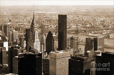 Photograph - Manhattan Vintage  by RicardMN Photography