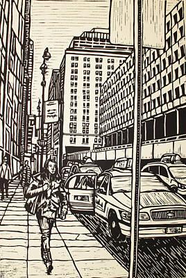 Manhattan Original by William Cauthern