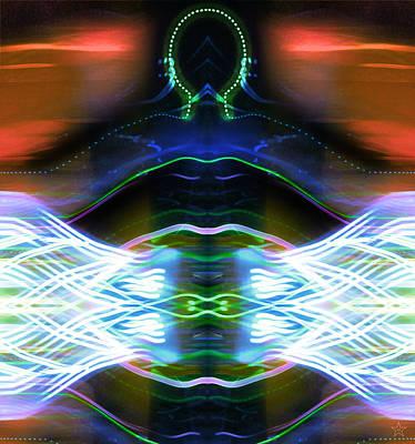 Manipura Digital Art - Manipura by KAndYSTaR