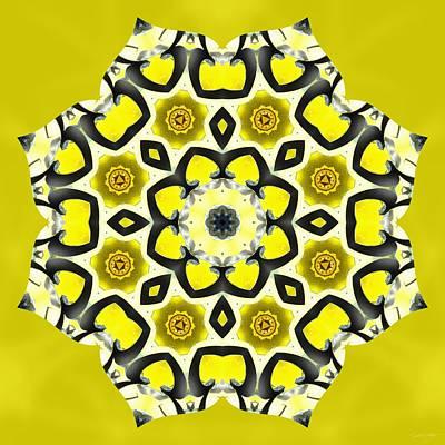 Digital Art - Manipura Mercy by Derek Gedney