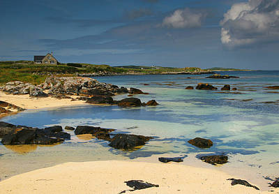 Mannin Bay Ireland Art Print