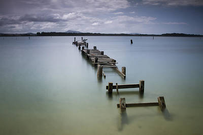 Photograph - Manning Point 01 by Kevin Chippindall