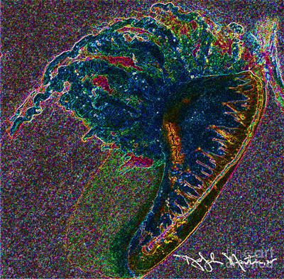 Digital Art - Manofwar by Ralph Mantia sr