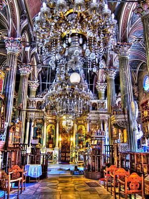 Orthodox Photograph - Mantamados by Andreas Thust