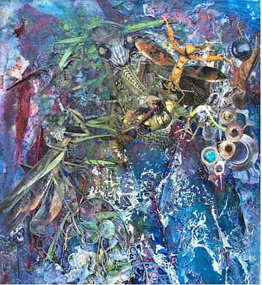 Mantis Original by Megan Henrich