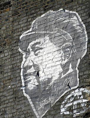 Mao Zedong Wall Art - Photograph - Mao by A Rey