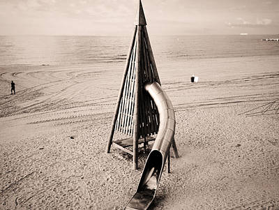 Photograph - Mar Bella, Barcelona by Stefano Buonamici