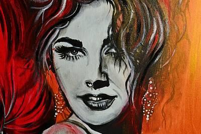 Painting - Mara by Sandro Ramani