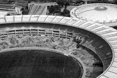 Photograph - Maracana Stadium by Celso Diniz