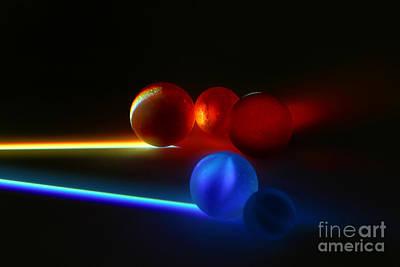 Photograph - Marble-1 by Tad Kanazaki