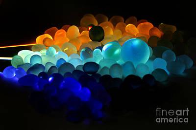 Photograph - Marble-5 by Tad Kanazaki