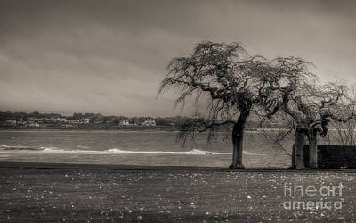 Print featuring the photograph Marble House - Newport by Vicki DeVico