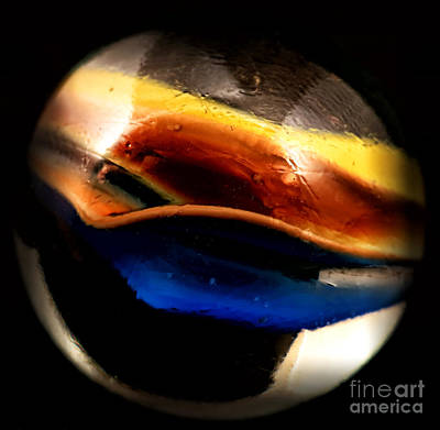 Photograph - Marble by John Rizzuto