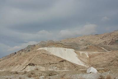Photograph - Marble Mine by Marilyn Diaz