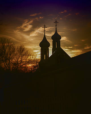 Photograph - Marblehead Church by Jack R Perry