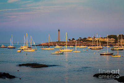 Photograph - Marblehead Evening by Susan Cole Kelly