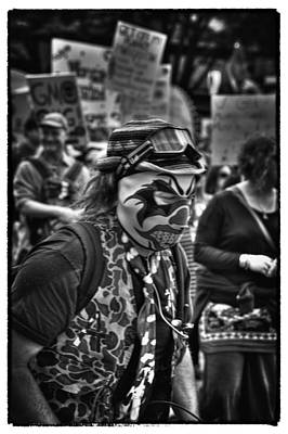 Photograph - March Against Monsanto IIi - Seattle Washington by David Patterson