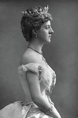 Cartoonist Photograph - Marchioness Of Londonderry(1834-1896) by Granger