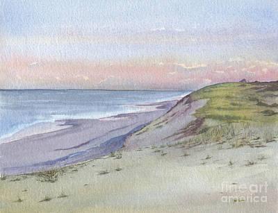 Marconi View Art Print by Heidi Gallo
