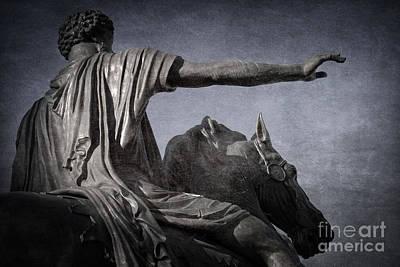 Marcus Aurelius - Rome  Art Print