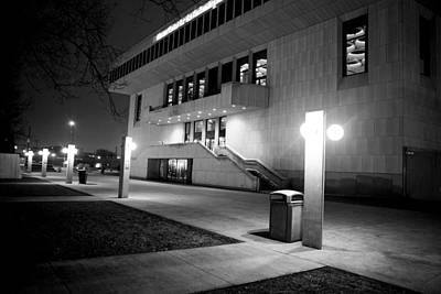 Photograph - Marcus Center For The Performing Arts by Ricky L Jones