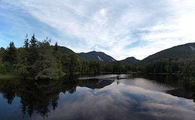 Photograph - Marcy Dam Pond by Joshua House