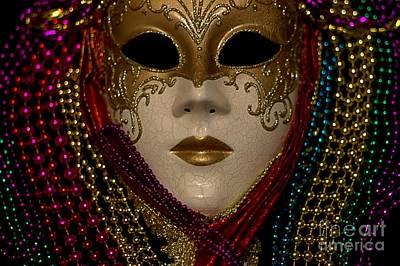 Photograph - Mardi Gras Seven by Ken Frischkorn