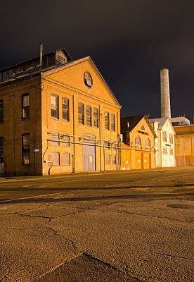 Photograph - Mare Island California by James Hammond