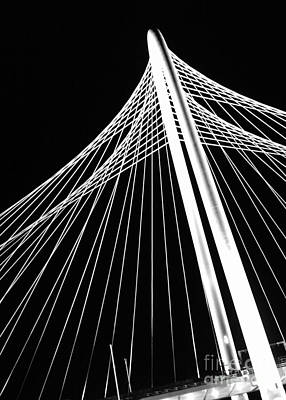 Photograph - Margaret Hunt Hill Bridge by Cheryl McClure