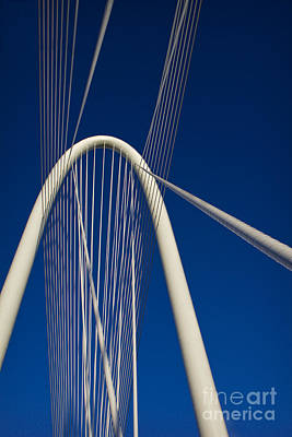 Photograph - Margaret Hunt Hill Bridge by Elena Nosyreva