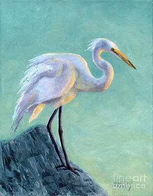 Herron Painting - Margaret by Linda Grady