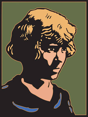 Digital Art - Margaret Mead by Linda Ruiz-Lozito