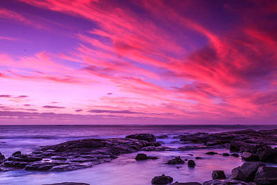Margaret River Sunset Art Print
