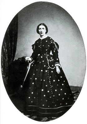 First Lady Photograph - Margaret Taylor, First Lady by Science Source