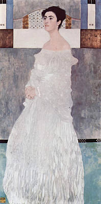Painting - Margaret Stonborough Wittgenstein by Gustav Klimt