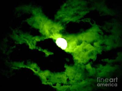 Photograph - Margarita Moon by Renee Trenholm