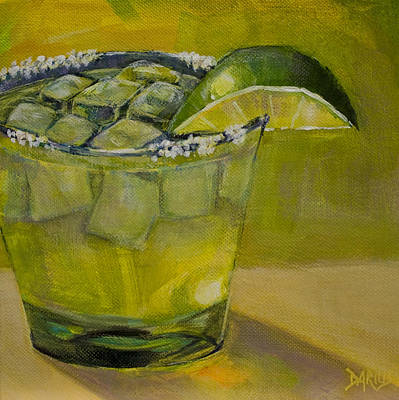 Martini Royalty-Free and Rights-Managed Images - Margarita by Sue  Darius