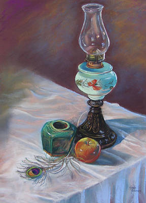 Painting - Margots Treasure by Lynda Robinson